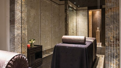 Spa Treatment Room at The Lanesborough Club & Spa, Luxury Members Club