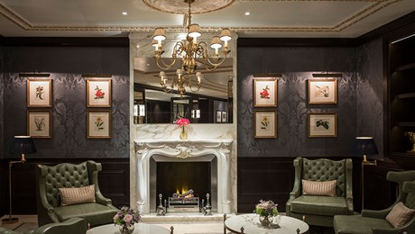 The Lanesborough Club & Spa Restaurant, Luxury Members Club