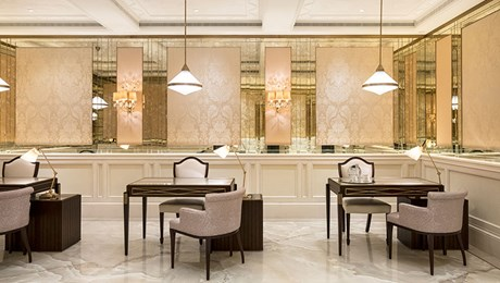Manicures at The Lanesborough Club & Spa, Luxury Members Club