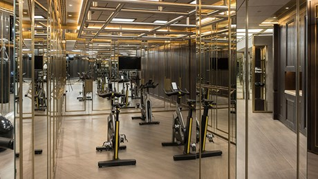 Spinning Classes at The Lanesborough Club & Spa, Luxury Members Club