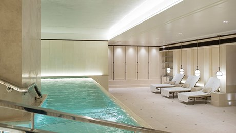 Hydro Pool at The Lanesborough Club & Spa, Luxury Health Club